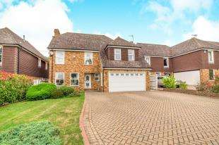 5 Bedrooms Detached House for sale in West Street, Hunton, Maidstone, Kent