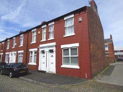 3 Bedrooms End Of Terrace House for sale in De Lacy Street, Ashton-On-Ribble, Preston, Lancashire, PR2