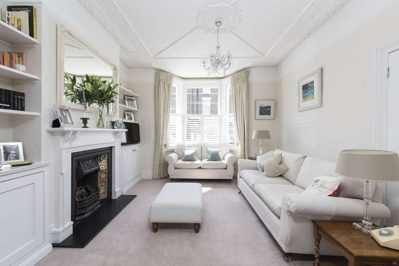 5 Bedrooms Terraced House for sale in Gowrie Road, Battersea, London