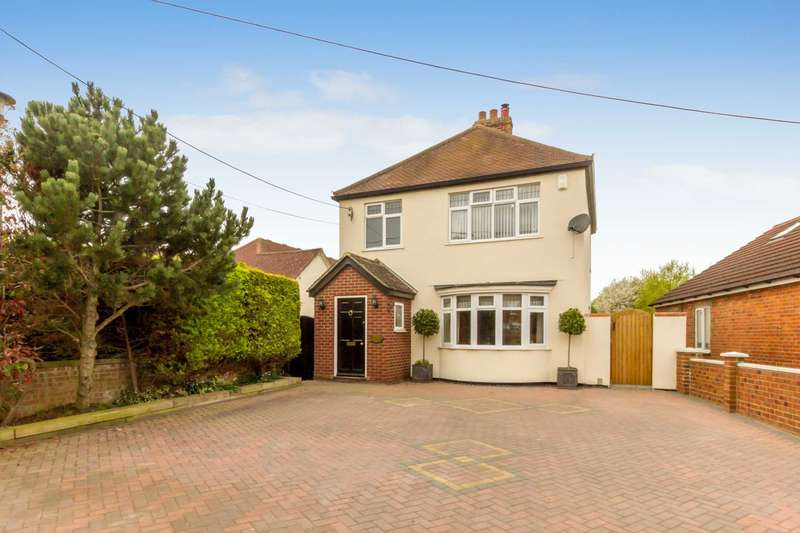 4 Bedrooms Detached House for sale in Abingdon Road, Drayton