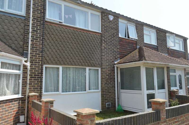 3 Bedrooms Terraced House for sale in The Links, Bridgemary