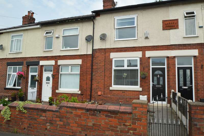 3 Bedrooms Terraced House for sale in Parr Lane, Unsworth, Bury, BL9