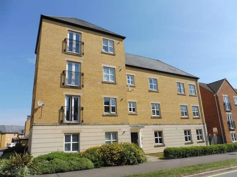 2 Bedrooms Apartment Flat for sale in Hargate Way, Hampton Hargate, PETERBOROUGH, PE7