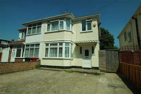3 Bedrooms Semi Detached House for sale in Glentworth Place, Slough