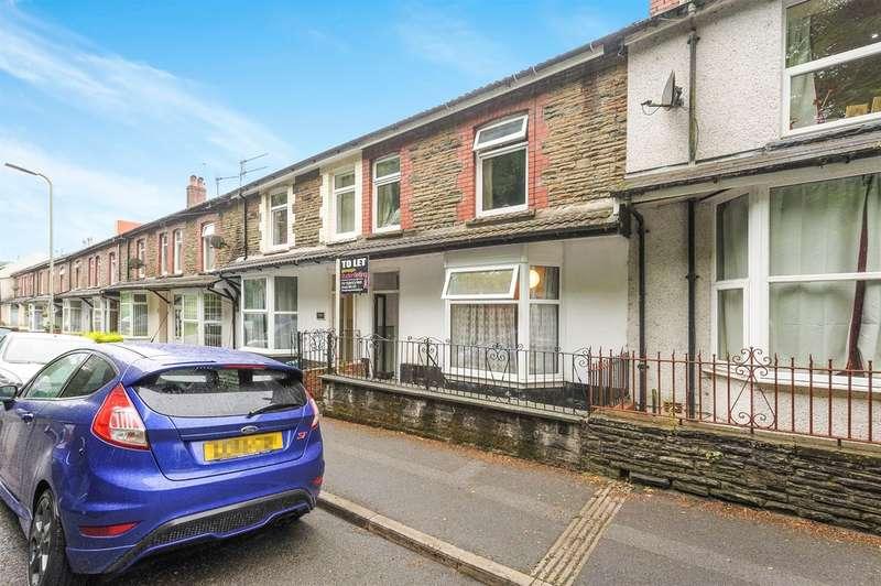 5 Bedrooms Terraced House for sale in Lawn Terrace, Pontypridd