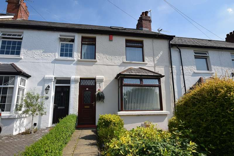 3 Bedrooms Terraced House for sale in Pantbach Avenue, Birchgrove, Cardiff. CF14 1UR