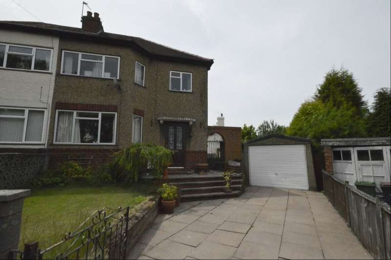 3 Bedrooms Semi Detached House for sale in Castle View, Red Lake, Telford, TF1