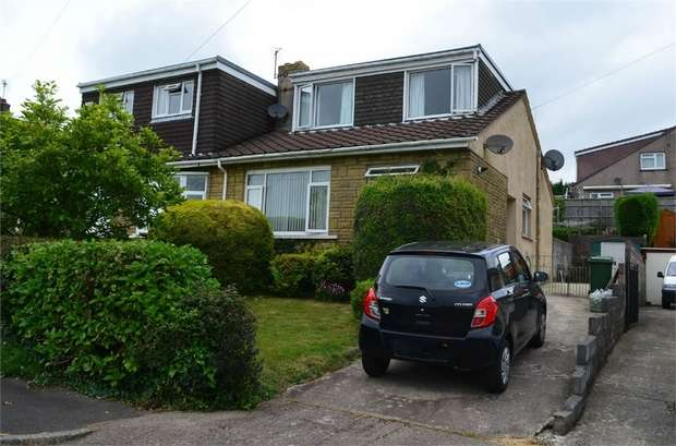 3 Bedrooms Semi Detached Bungalow for sale in Hillcrest, Brynna, Pontyclun, Mid Glamorgan
