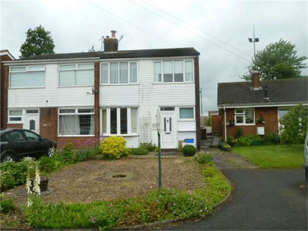 3 Bedrooms Semi Detached House for sale in Poplar Drive, Normanton, West Yorkshire