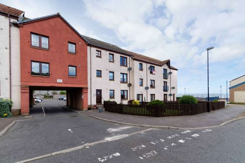 2 Bedrooms Flat for sale in The Promenade, Port Seton, East Lothian, EH32 0DF