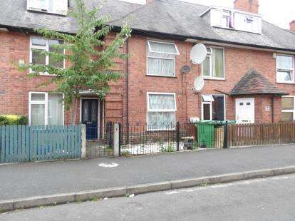 3 Bedrooms Terraced House for sale in Beauvale Road, Meadows, Nottingham, Nottinghamshire