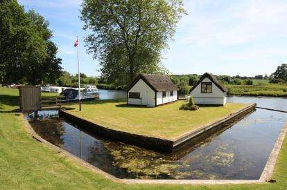 Detached House for sale in Coltishall, Norwich, Norfolk