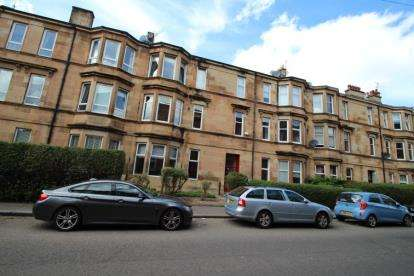 2 Bedrooms Flat for sale in Sinclair Drive, LANGSIDE, Glasgow