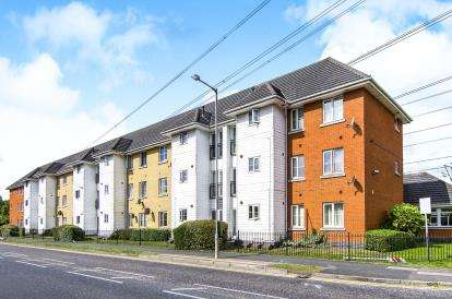 2 Bedrooms Flat for sale in Fleming Road, Chafford Hundred, Essex