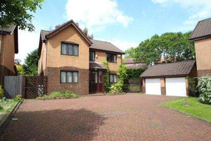 5 Bedrooms Detached House for sale in Kellie Grove, Stewartfield