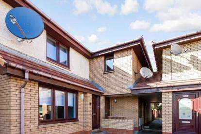 2 Bedrooms Flat for sale in Coronation Road, Motherwell
