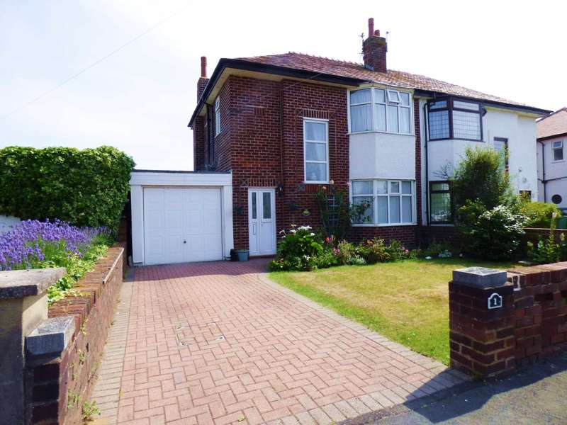 3 Bedrooms Semi Detached House for sale in Haymarket, St Annes