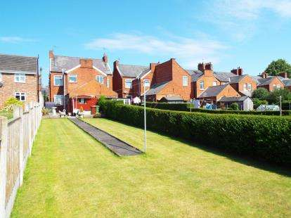 2 Bedrooms Semi Detached House for sale in Gladstone Street, Winsford, Cheshire