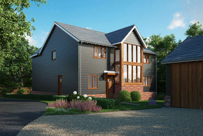 4 Bedrooms Detached House for sale in Royston, Hertfordshire