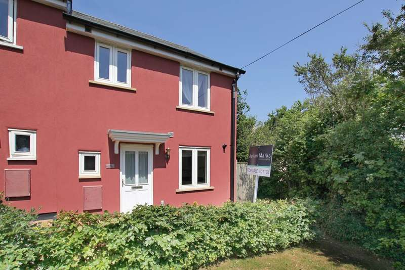 3 Bedrooms End Of Terrace House for sale in Staddiscombe, Plymouth