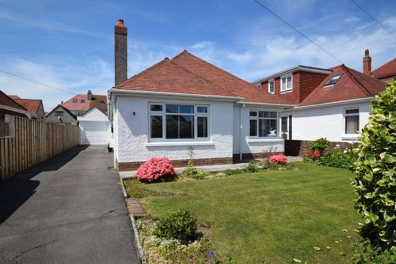 3 Bedrooms Detached Bungalow for sale in 9 Severn Road, Porthcawl, Bridgend County Borough, CF36 3LW.