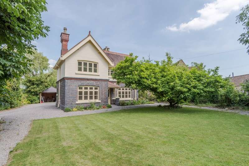 4 Bedrooms Detached House for sale in Acton Turville