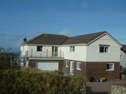 5 Bedrooms Detached House for sale in St. Dennis, St. Austell, Cornwall
