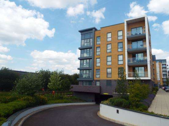 2 Bedrooms Flat for sale in Reading, Berkshire