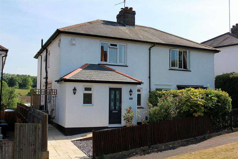 3 Bedrooms Semi Detached House for sale in EXTENDED 3 DOUBLE BED SEMI with DOWNSTAIRS CLOAK room and UTILITY ROOM in Queensway, HP2