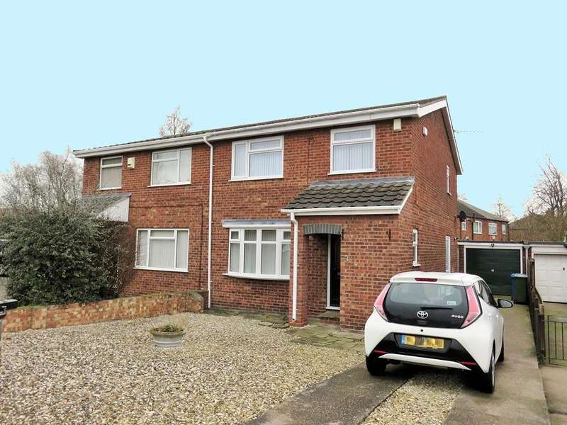 3 Bedrooms House for sale in Stephenson's Walk, COTTINGHAM, HU16 4QG
