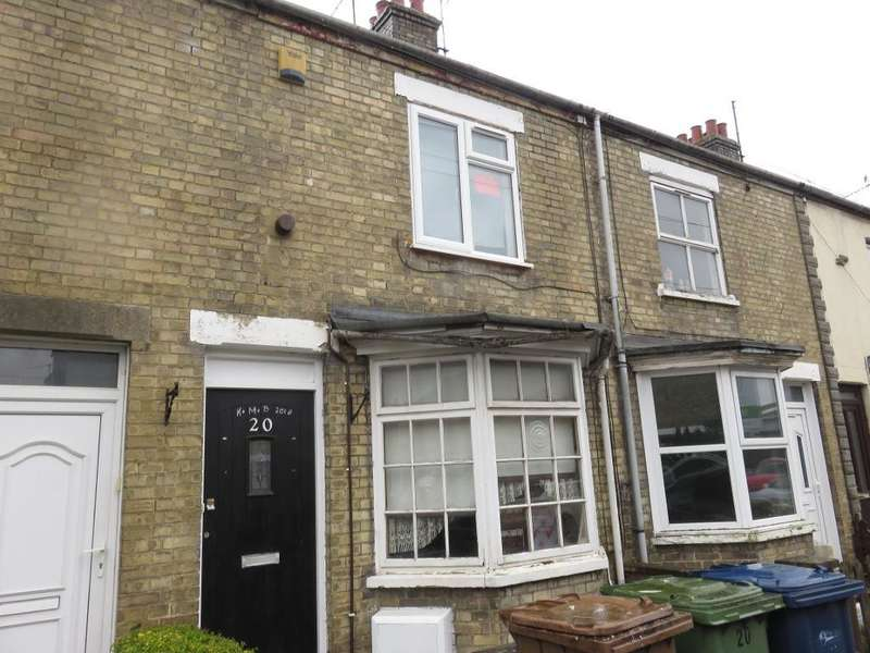 3 Bedrooms Terraced House for sale in Sybil Road, Wisbech, Cambridgeshire, PE13 3NG