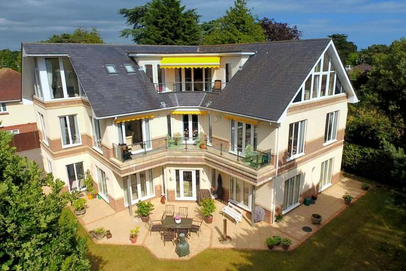4 Bedrooms Apartment Flat for sale in Nairn Road, Canford Cliffs, Poole, BH13 7NF