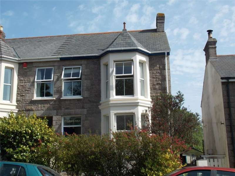 4 Bedrooms Semi Detached House for sale in Park Road, Redruth, Cornwall