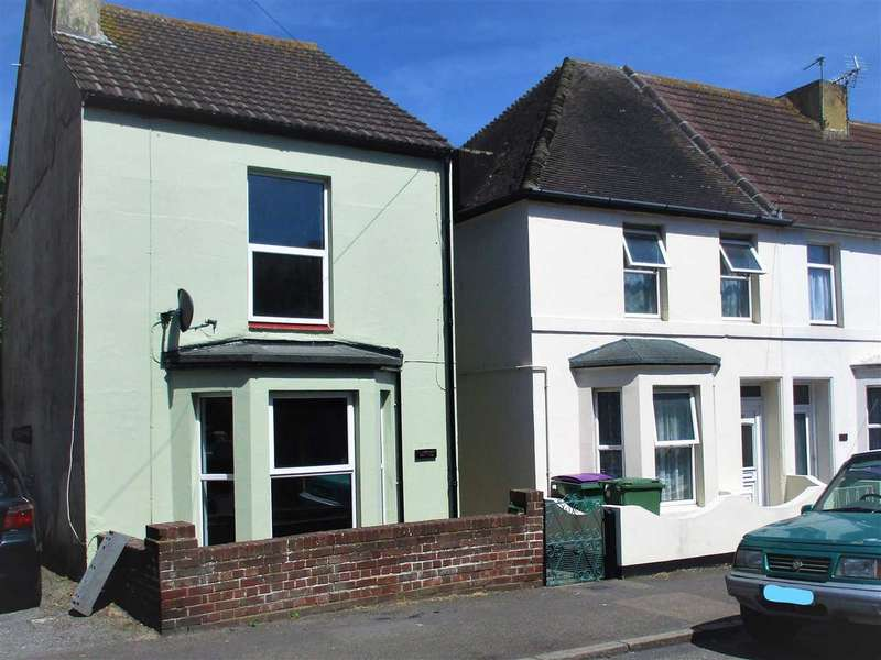 3 Bedrooms Detached House for sale in Radnor Park Road, Folkestone