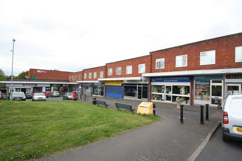2 Bedrooms Flat for sale in Wordsley Green Shopping Centre, STOURBRIDGE