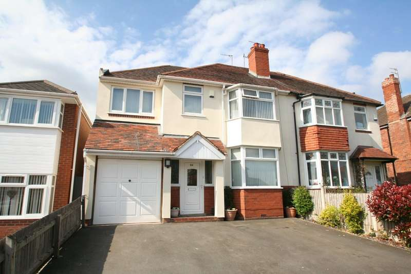 4 Bedrooms Semi Detached House for sale in Acres Road, Quarry Bank