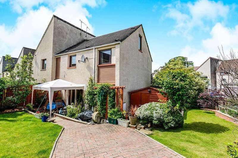 4 Bedrooms Semi Detached House for sale in Bruce Avenue, Dingwall, IV15