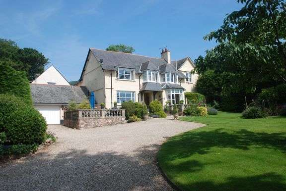 3 Bedrooms Property for sale in Beatlands Road, Sidmouth