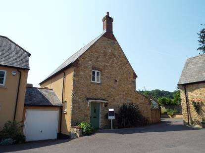 3 Bedrooms Link Detached House for sale in Beaminster, Dorset