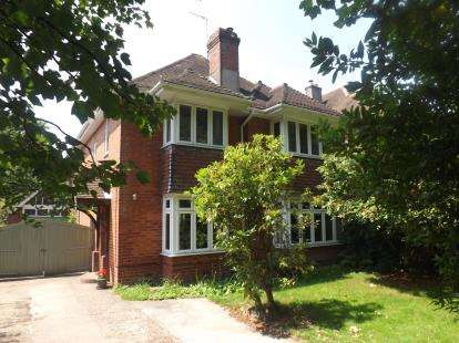 5 Bedrooms Detached House for sale in Upper Shirley, Southampton, Hampshire