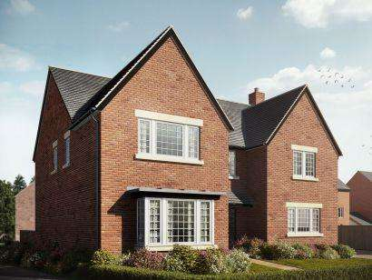 5 Bedrooms Detached House for sale in St Marys At Kingsfield, Bromham Road, Biddenham