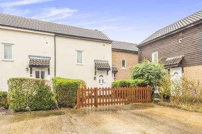 1 Bedroom Terraced House for sale in Lime Close, Stevenage, Hertfordshire, United Kingdom