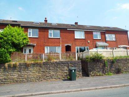3 Bedrooms Terraced House for sale in Chorley Old Road, Whittle-Le-Woods, Chorley, Lancashire, PR6