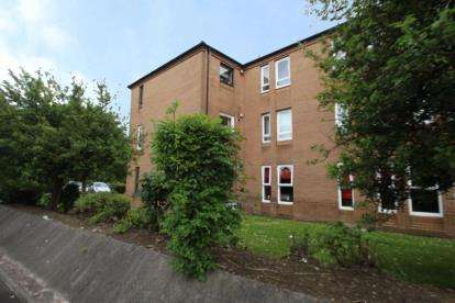 2 Bedrooms Flat for sale in Abercromby Drive, Calton