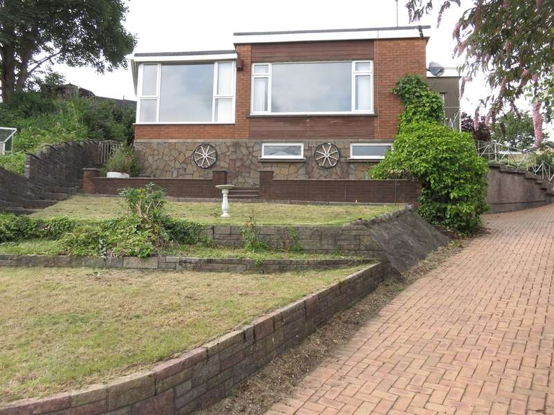 3 Bedrooms Detached Bungalow for sale in Main Road, Cadoxton, Neath