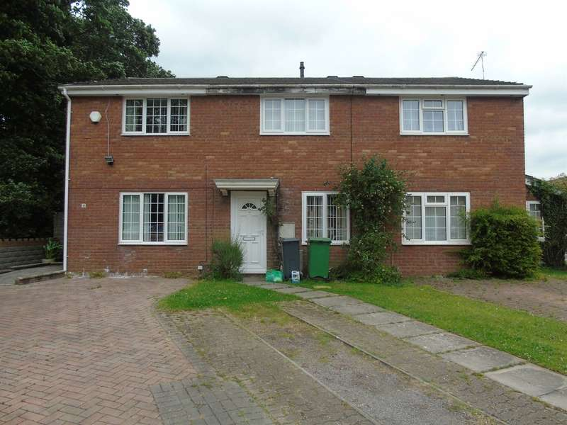 2 Bedrooms Terraced House for sale in St Margarets Park, Cardiff
