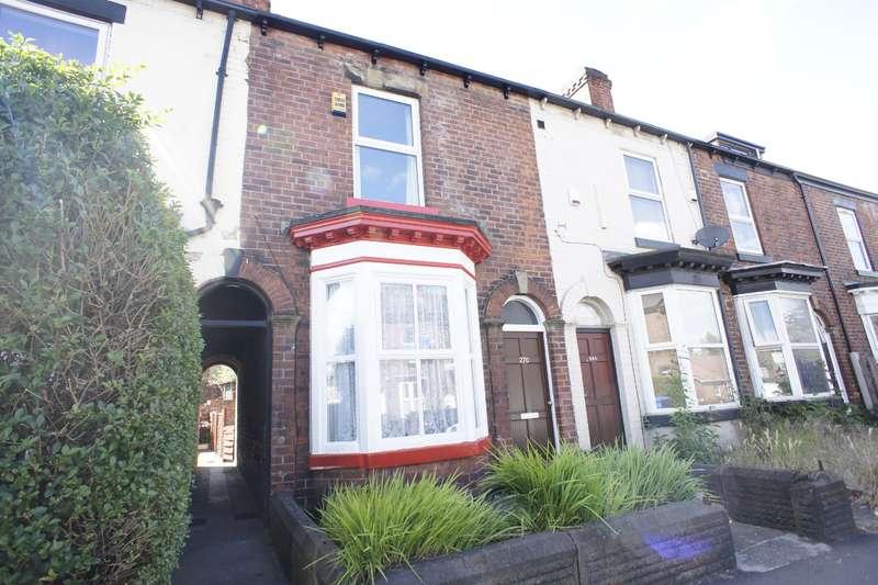 3 Bedrooms Terraced House for sale in Shoreham Street, Sheffield, S1 4ST