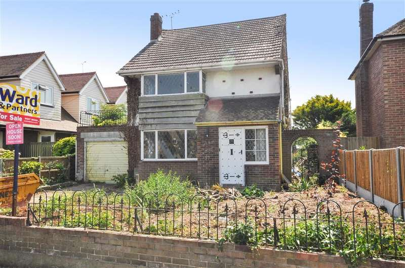 3 Bedrooms Detached House for sale in Sea View Road, Herne Bay, Kent