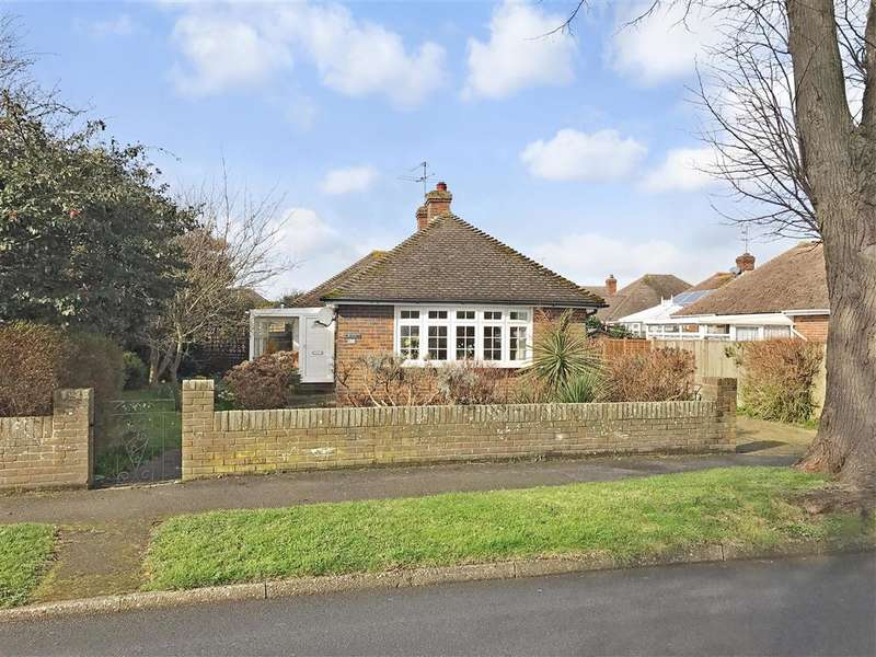 2 Bedrooms Detached Bungalow for sale in Old Manor Road, Rustington, West Sussex