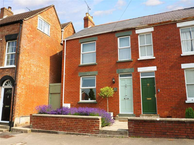 3 Bedrooms Semi Detached House for sale in Lynch Road, Berkeley, Gloucestershire, GL13